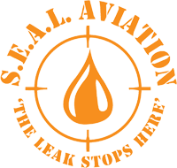 SEAL Aviation Fuel Leak Repair Logo